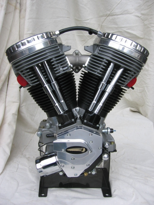 Crazy Horse Builds & Sells V-Plus Engines